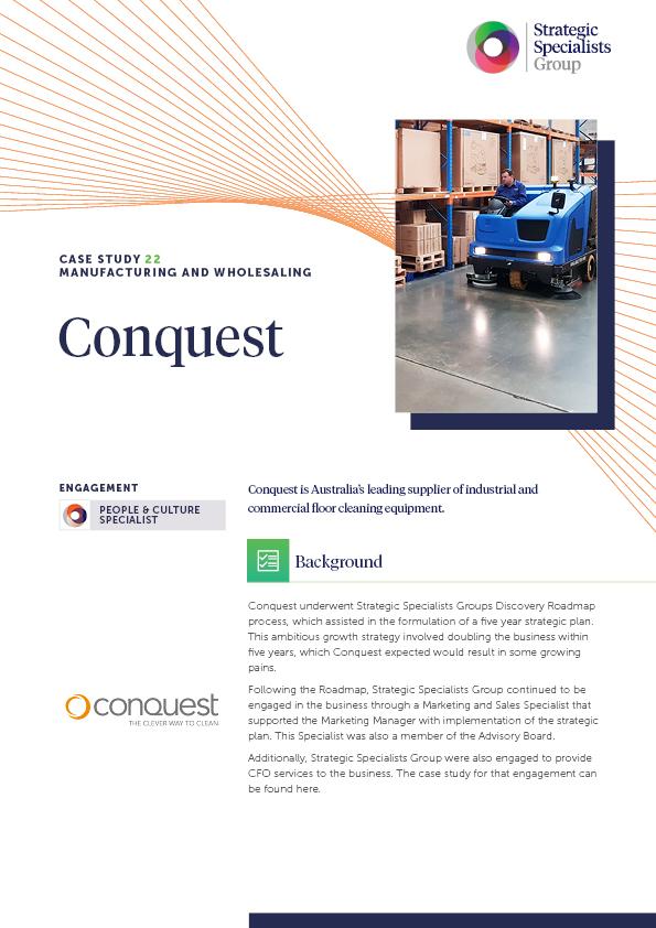 22_SSG_Case Study_Conquest_PeopleCulture
